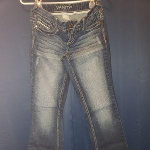 Vanity jeans